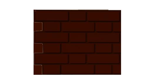 Цокольный сайдинг FineBer - серия Облицовочный кирпич - жженый