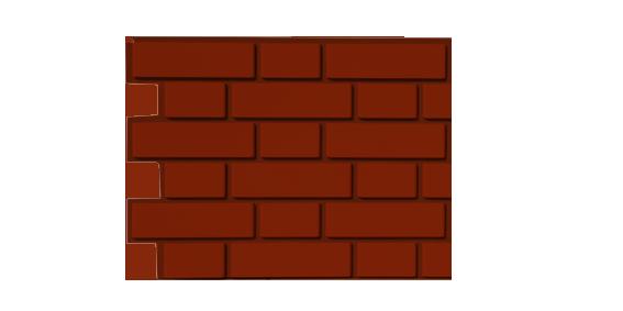 Цокольный сайдинг FineBer - серия Облицовочный кирпич - керамический